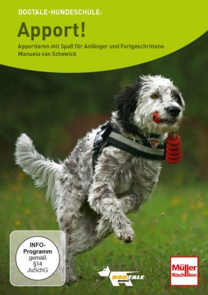 van Schewick - Apport! Apportieren mit Spaß - DVD